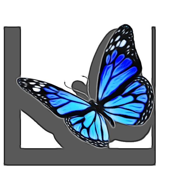 blue butterfly orig