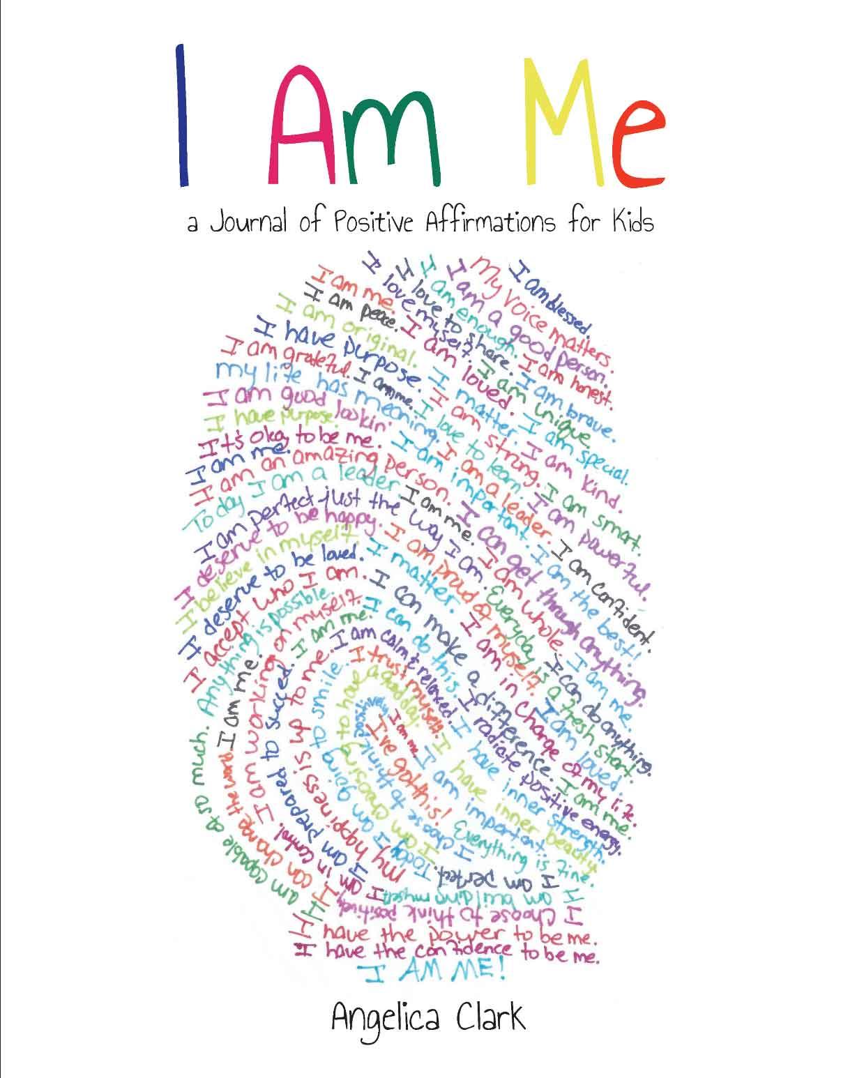 i am me childrens affirmations book
